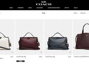 Coach(コーチ)アメリカの公式サイトでお得な買い物をする方法