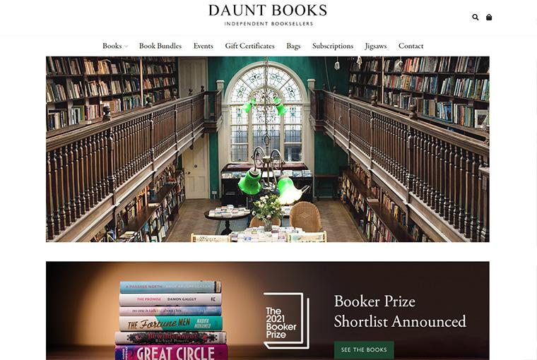 Daunt Books(ドントゥブックス)